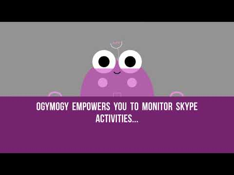 How To Track Skype Messenger With OgyMogy Skype Monitoring App