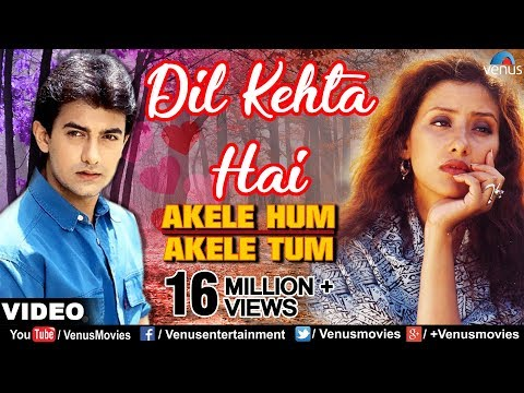 Dil Kehta Hai Chal Unse Mil Video Song |...