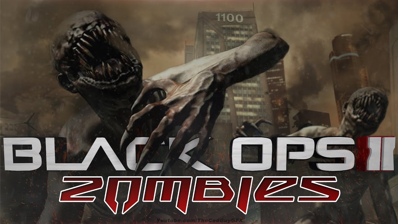 black ops 2 zombies wallpaper speed art! usedwhiteboy7thst - youtube