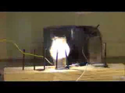 Magnetic Manipulation Of Plasma