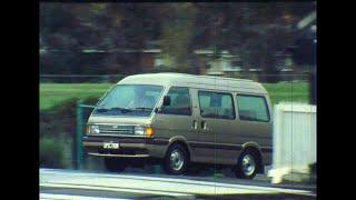 Ford Spectron 1985 Promo film