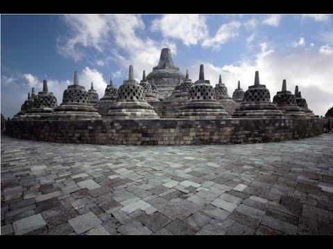Popular Travel Destination in Asia ~ Borobudur
