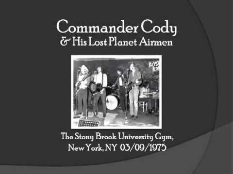 commander cody and his lost planet airmen too much fun