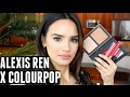 ALEXIS REN X COLOURPOP | REVIEW + SWATCHES