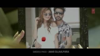 Amar Sajaalpuria Nabaz  Song Teaser  Punjabi Hits 2016