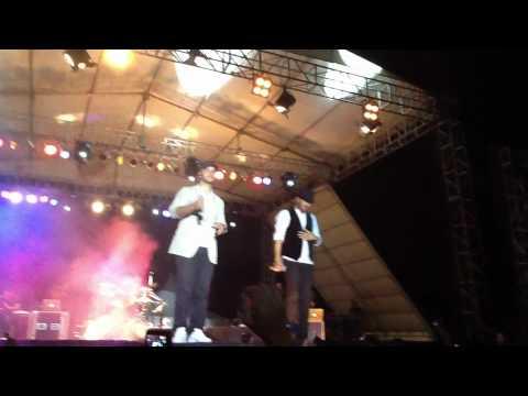 "Maher Zain Ft. Irfan Makki ""Allah Allah Kiya Karo"" At Maher Zain Live Concert Aceh"