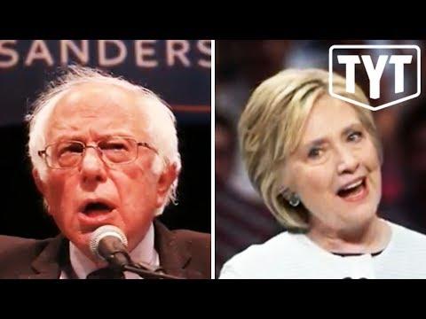 """Hillary Clinton: """"Nobody Likes Bernie"""""""