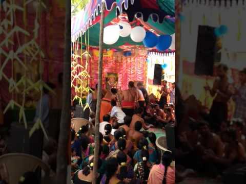 Ayyappa swami padi Pooja somajiguda