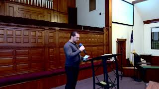 Series Introduction, Philippians - Johnny Aleman - 1/3/2021