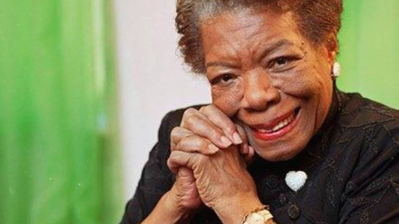 love liberates a angelou