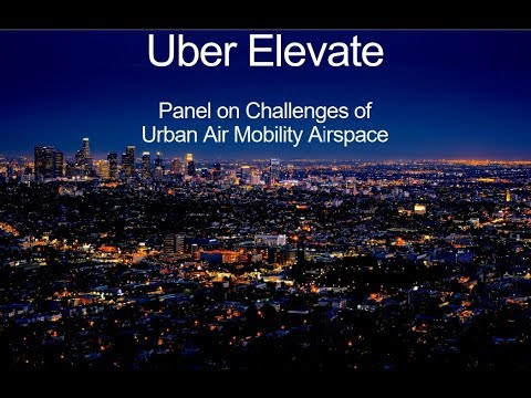 Transformative VTOL Workshop, Session 9: Challenges of UAM Airspace