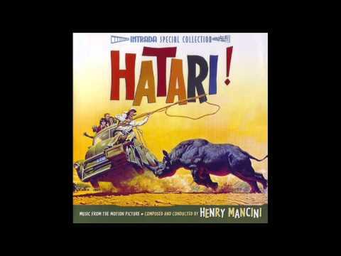 Hatari | Soundtrack Suite (Henry Mancini)