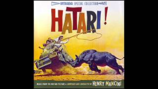 Hatari | Soundtrack Suite (Henry Mancini)