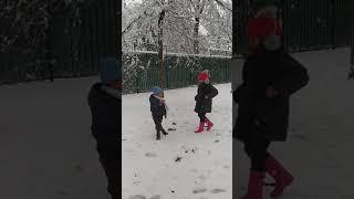 snow memories