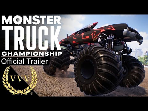 Monster Truck Championship Official Trailer And Chat Youtube