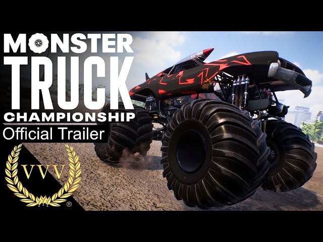 Monster Truck Championship - Official Trailer and chat
