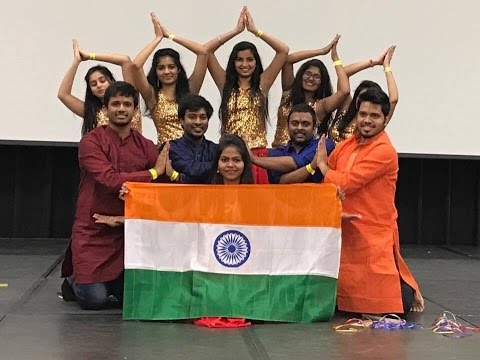 WIU 44th INTERNATIONAL BAZAAR 2017 AWARDED BEST PERFORMANCE - INDIAN STUDENT ORGANISATION