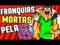 FRANQUIAS MORTAS PELA ELETRONIC ARTS