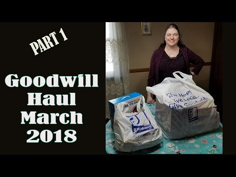 Goodwill Picking Haul paid $47.00 Unboxing Part 1 Amazon FBA Ebay Reselling