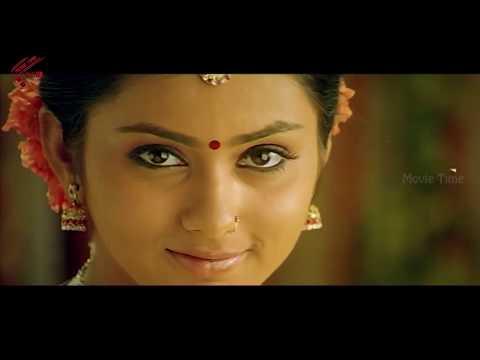 Namitha Introduction In Saree Nice Scene    Simhamukhi Movie    MovieTimeCinema