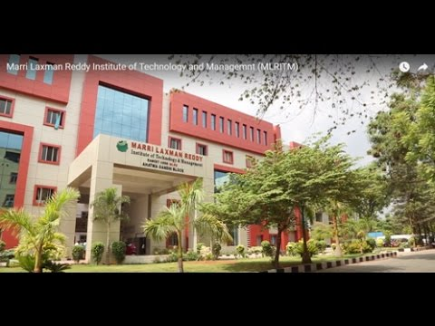 Marri Laxman Reddy Institute of Technology and Managemnt (ML