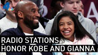 KJLH Celebrates Kobe Bryant, LA Prepares for Memorial | NBCLA
