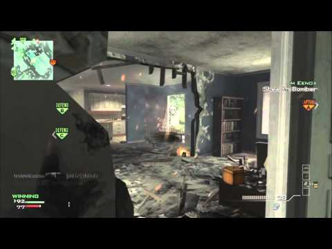 MW3 Map design and Power Positions