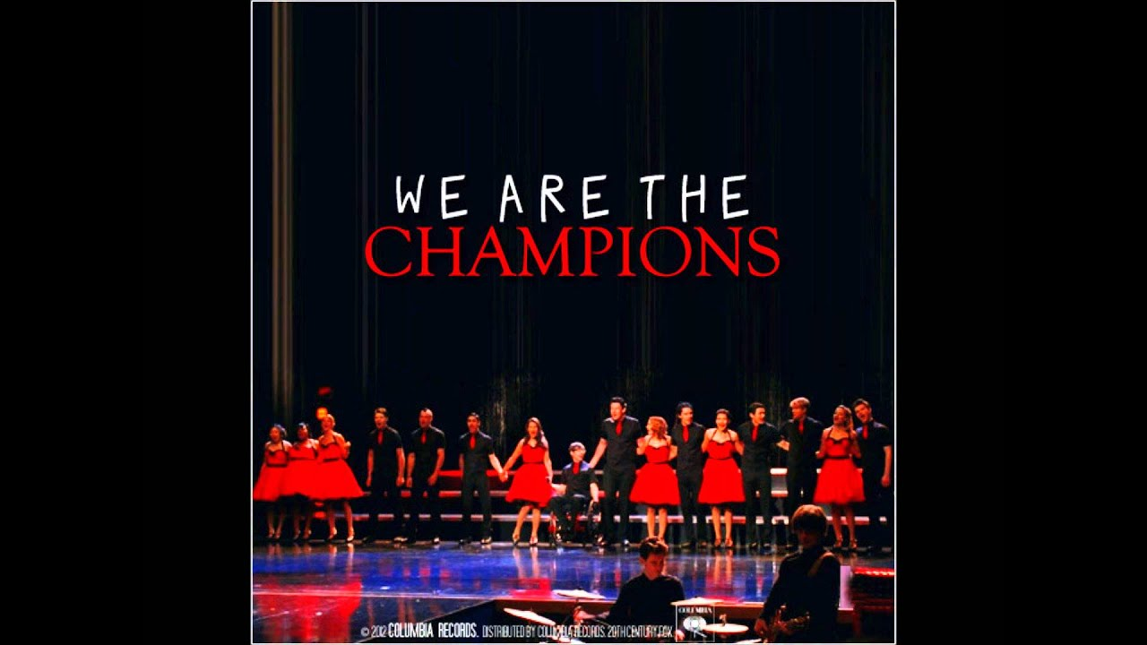 Glee- We are the champions (Tradução) - YouTube
