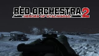 Red Orchestra 2 Heroes of Stalingrad - Niemiecki Szturm na Kurhan Mamaja (Zagrajmy PL Gameplay)