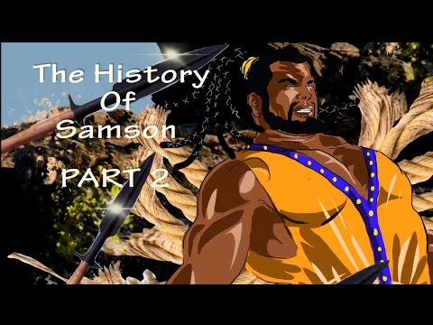 IUIC Watch & Read - The History Of Samson Part 2