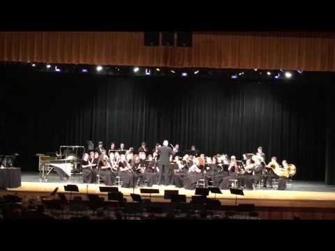 Cuyahoga Falls High School Symphonic Band 2017