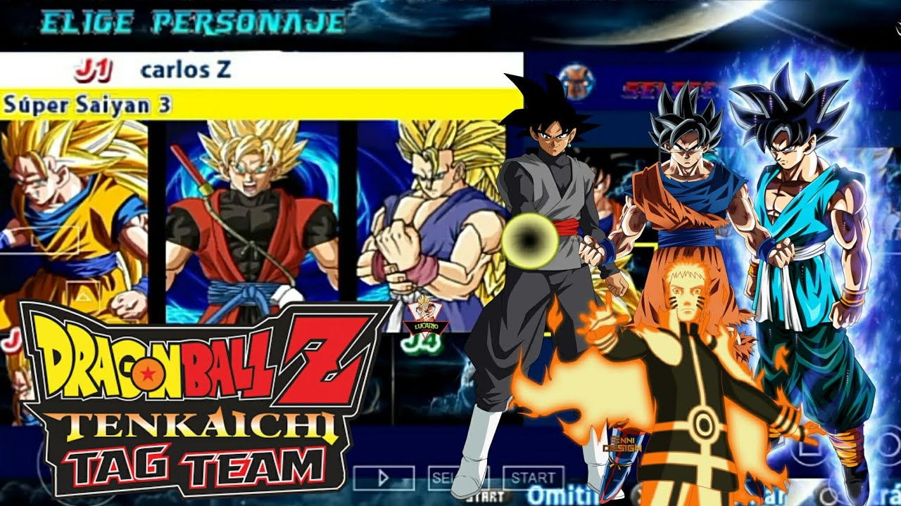 Dbz ttt mods: ultra dragon ball heroes mod menu v5(download link)Naruto Shippuden #1