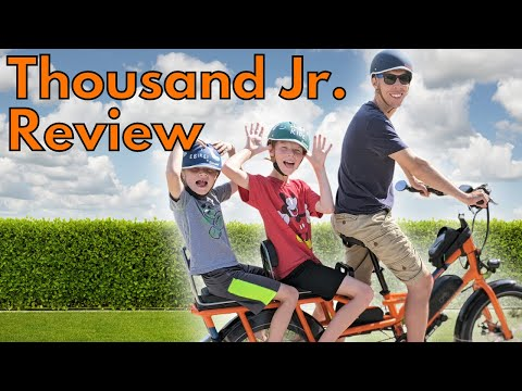 Stylish Kids Bike Helmets - Thousand Jr Helmet Review