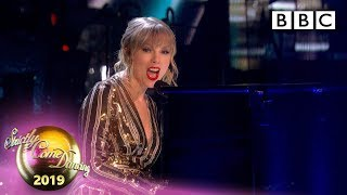 Gambar cover @Taylor Swift performs Lover - The Final | BBC Strictly Come Dancing 2019
