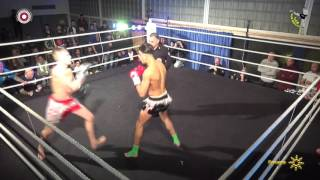 TRANSVAAL EVENT - Brahim Akdi vs Isaac Taylor