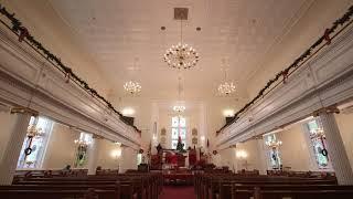 The oldest African-American Church First Bryan Baptist Church