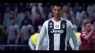 JOGANDO A DEMO DO FIFA 19 - SO GAMEPLAY