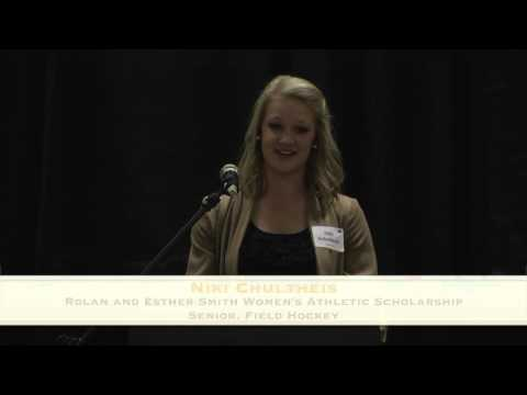 17th Annual Athletic Named Scholarship Celebration