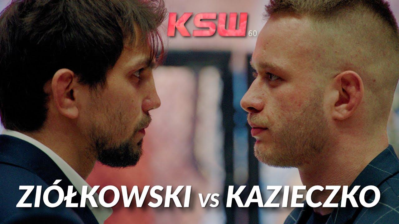 KSW 60: Marian Ziółkowski vs Maciej Kazieczko - YouTube