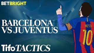 Barcelona vs juventus preview | champions league tactics