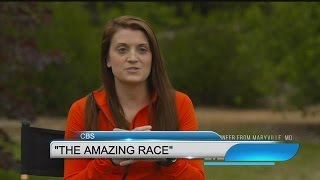 """""""The Amazing Race"""" contestant Liz Espey shares her experience"""