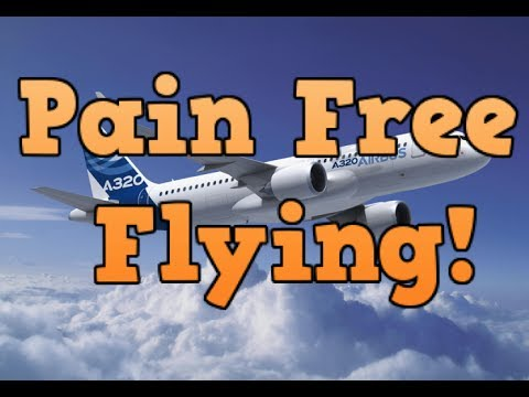 Avoid Pain While Flying!