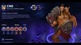 Heroes of the Storm - Cho