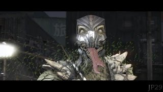 Mortal Kombat X : Reptile All Intro Dialogues (MKX)