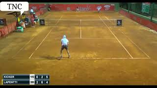Nicholas Kicker found guilty of match fixing at the Barranquilla Challenger in 2015.
