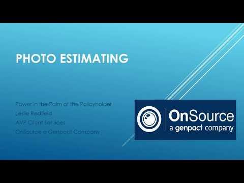 2018 05 24 CIECAst Insights into Photo Estimating