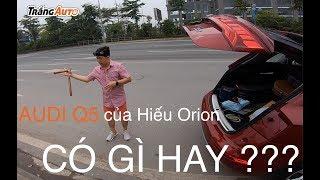 Audi Q5 - nội thất tệ hại nhưng cảm giác lái đánh bại tất cả | POV test drive
