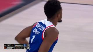 17.01.2020 / Anadolu Efes - LDLC Asvel / Rodrigue Beaubois