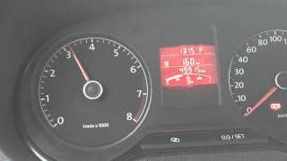 видео Не работает датчик уровня топлива VW Polo Sedan