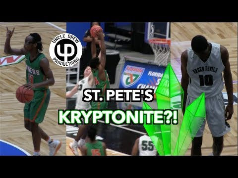 St. Pete's KRYPTONITE?? Blanche Ely Takes Down the Devils...Again